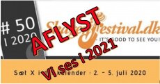 Festival 2020 aflyst/canceled
